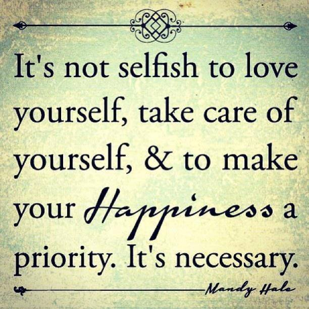 self-care-saying