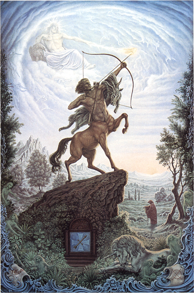 johfra-bosschart-sagittarius-centaur