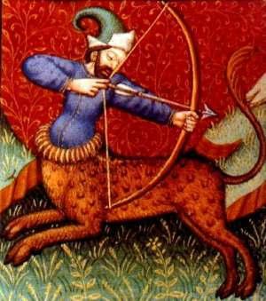 sagittarius_15th_century_manuscript_detail