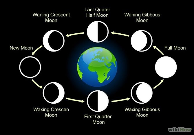 Boundaries are beautiful astrological moon phases explore the boundaries are beautiful astrological moon phases explore the lunar cycle through the zodiac sciox Image collections